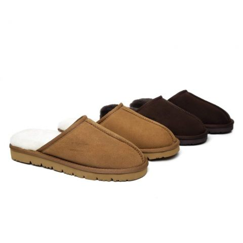 AS UGG Mens Slipper Scuff Mosley AS2006