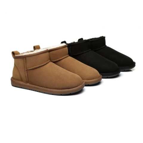 AS UGG Unisex Mini Classic Boots Terry AS3004