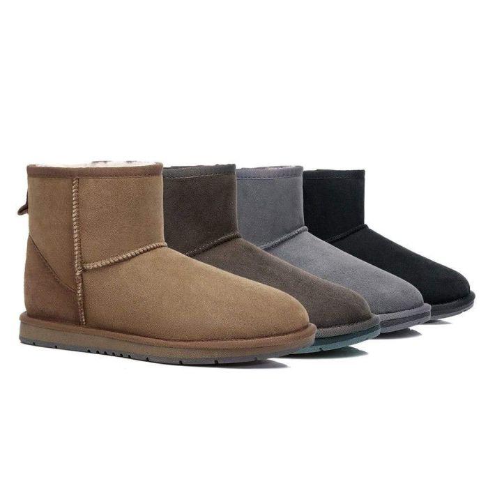Australian Shepherd Unisex Mini Classic UGG Boots 15701S