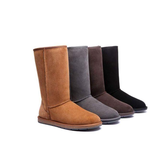 Ugg Boots Tall Classic Australia Premium Double Face Sheepskin 15901