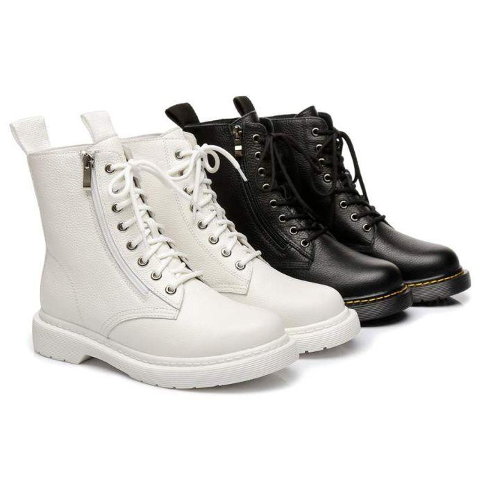 AS UGG Zip Up Chunky Boots Belen