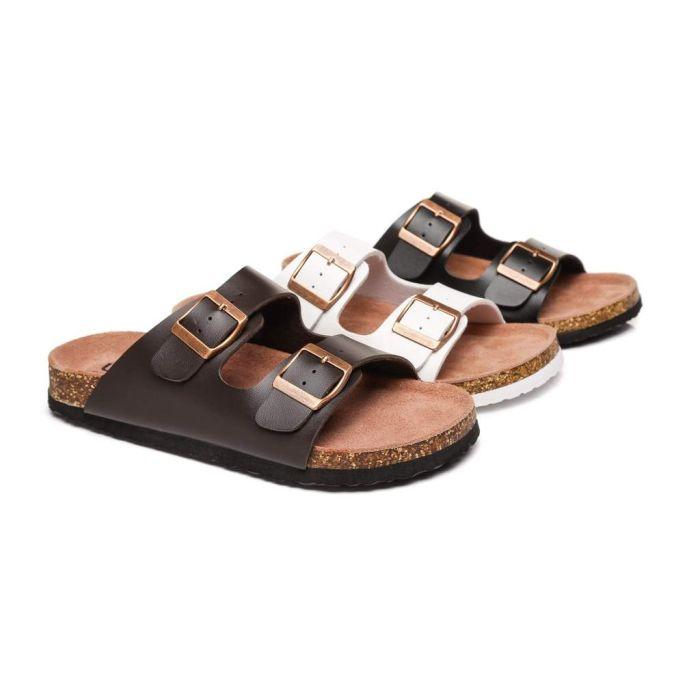 AS UGG Summer Unisex Beach Slip-on Flats Sandal Slides Mick