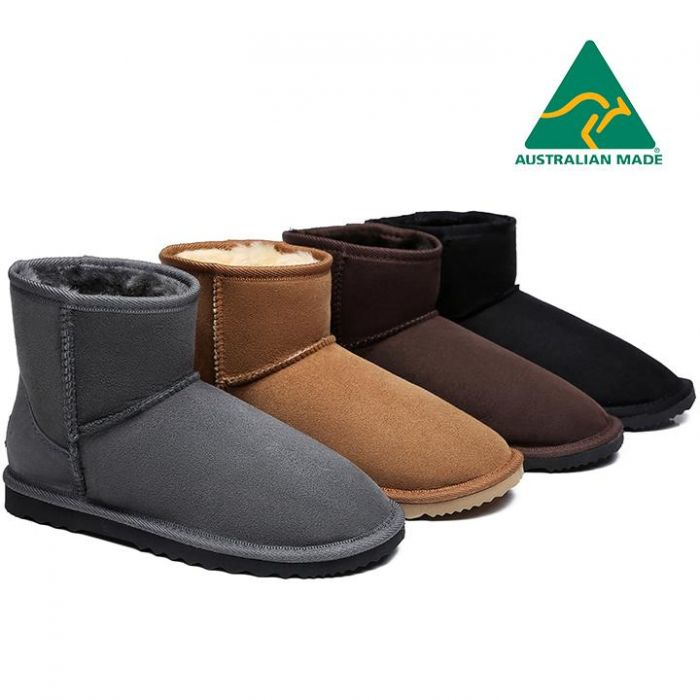 AS Australian Made Boots Mini Classic Unisex