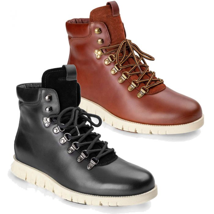 UGG OZWEAR Mens Ugg Mens Owen Boxing Boots Cowskin + Premium Sheepskin Wool Ob468